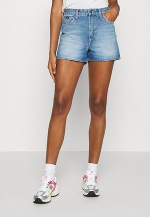THELMA - Denim shorts - worn callie