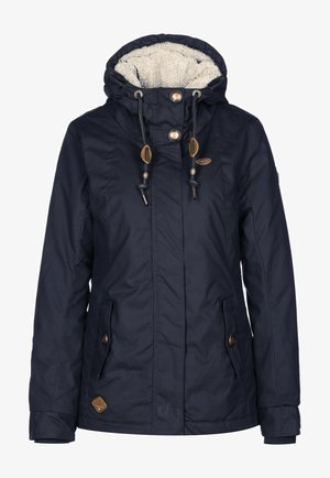 MONADE - Winter jacket - navy
