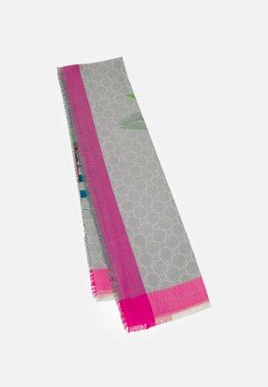 LOGO DIGITAL PRINT - Foulard - dark pink