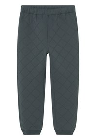 Wheat - THERMO PANTS ALEX UNISEX - Outdoor trousers - dark blue - 0