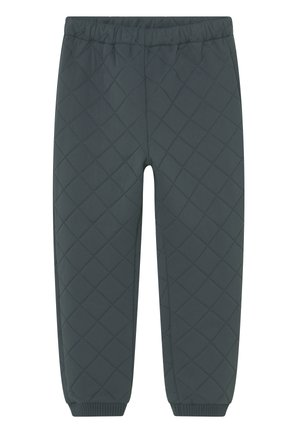 THERMO PANTS ALEX UNISEX - Outdoor trousers - dark blue