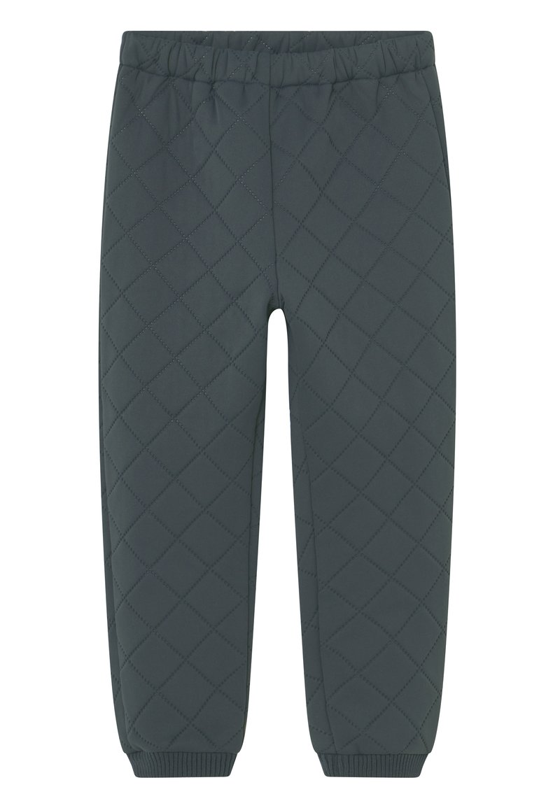 Wheat - THERMO PANTS ALEX UNISEX - Outdoor trousers - dark blue
