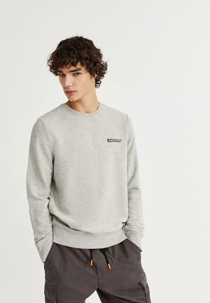 Sweatshirt - gris