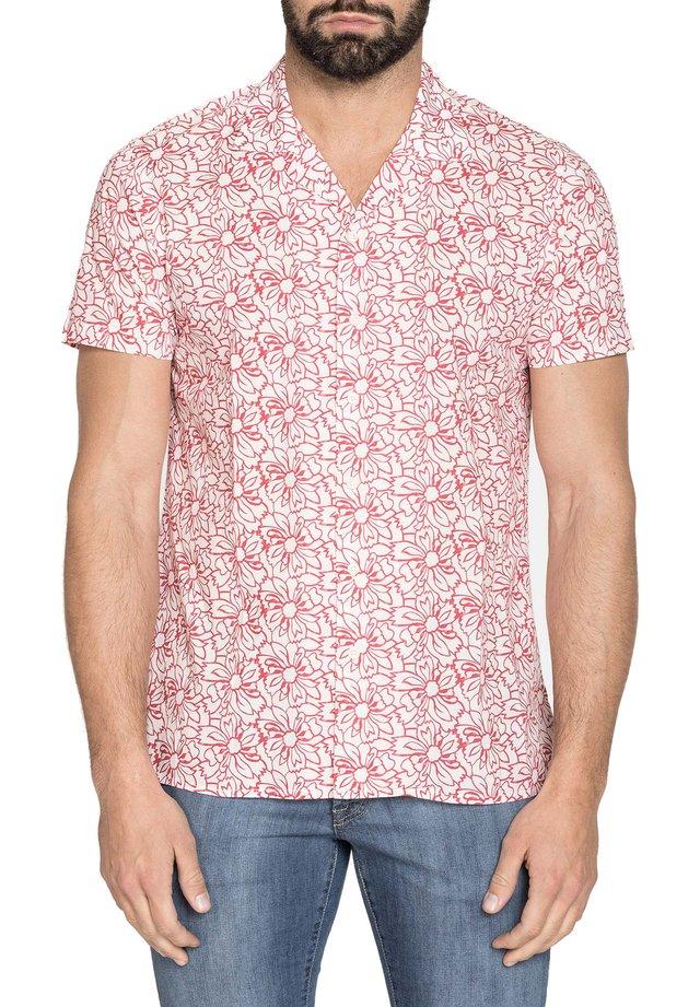 Camicia - bianco/multicolore