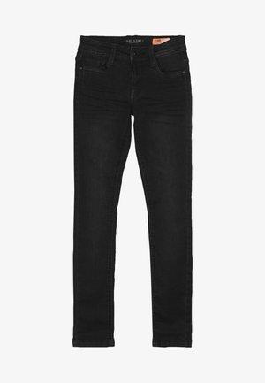 KIDS DAVIS - Jeans Skinny Fit - black used