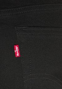 Levi's® - 405 STANDARD  - Jeansshorts - all black - 6