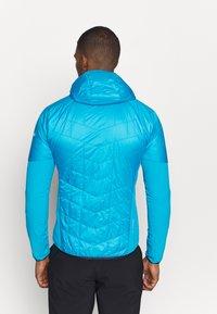 Salewa - ORTLES HYBRID - Sports jacket - blue danube - 2