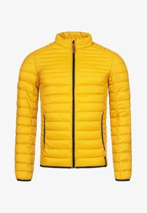 REGULAR FIT - Light jacket - golden yellow