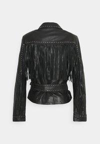 Ibana - JANICE - Leather jacket - black - 1