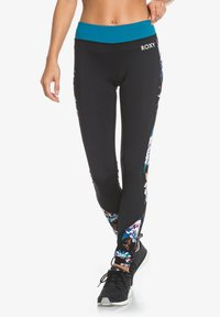 Roxy - SHAPE OF YOU - Leggings - true black vallay - 0