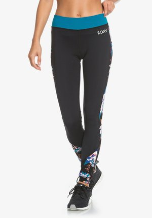 SHAPE OF YOU - Leggings - true black vallay