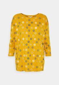 Esprit - CORE - Maglietta a manica lunga - brass yellow - 0