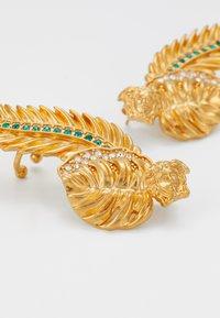 Versace - ORECCHINI - Boucles d'oreilles - verde/oro tribute - 5