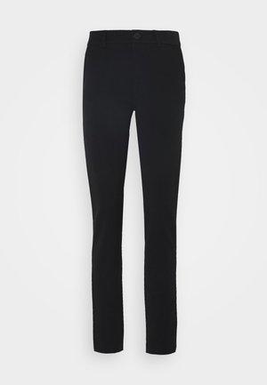 ONLEMILY VELMA PANT - Trousers - black