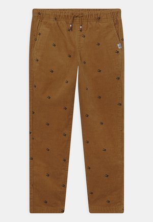 PULL ON PANTS - Trousers - vintage brass