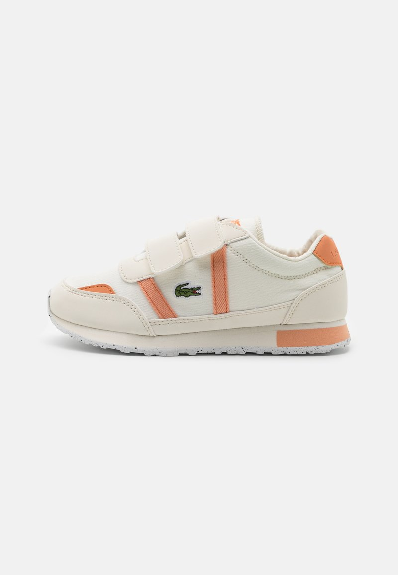 Lacoste - PARTNER UNISEX - Sneakers laag - offwhite