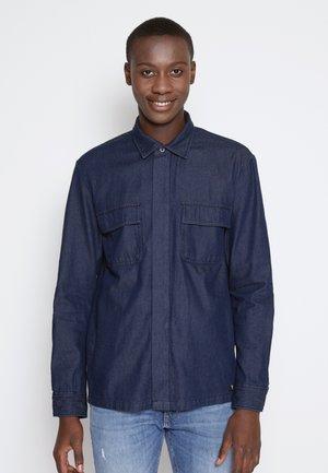 Skjorta - blue rinse denim