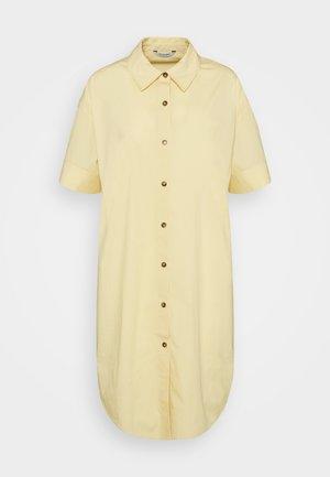 LAFAY DRESS - Paitamekko - light yellow