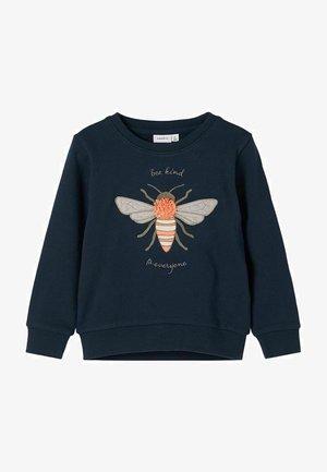 BIENENPRINT - Sweatshirts - dark sapphire