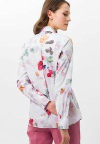 BRAX - VICTORIA - Button-down blouse - white - 2