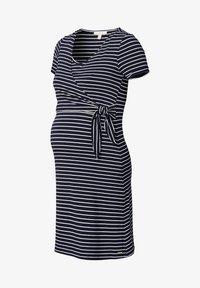 Esprit Maternity - Jersey dress - night sky blue - 6