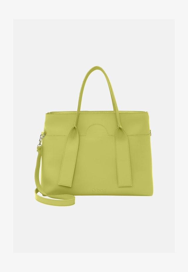 Handbag - celery green