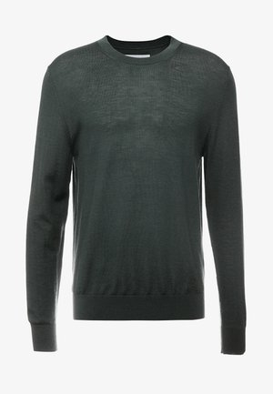FLEMMING CREW NECK - Maglione - deep forest