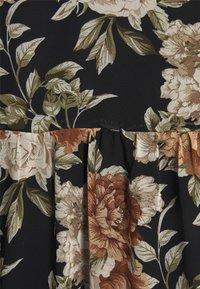 ONLY - ONLMIA SMOCK DRESS - Kjole - black - 6