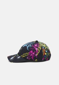 Versace Jeans Couture - BASEBALL WITH CENTRAL SEWING UNISEX - Cap - nero - 2