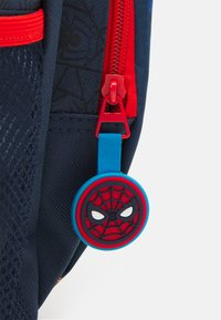 Kidzroom - BACKPACK SPIDER-MAN BE STRONG UNISEX - Rucksack - blue - 5