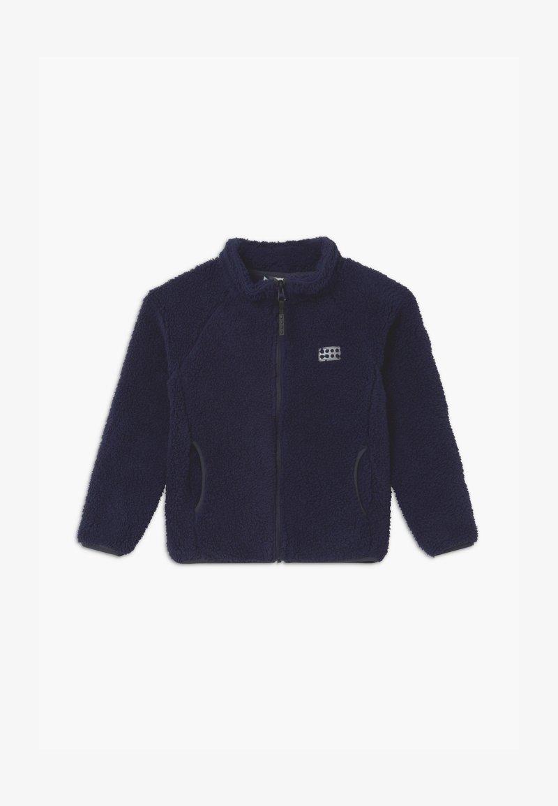 LEGO Wear - SINCLAIR UNISEX - Fleece jacket - dark navy