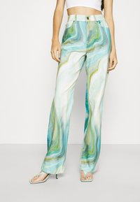 Jaded London - SLOUCHY BOYFRIEND   - Jeans relaxed fit - blue - 0