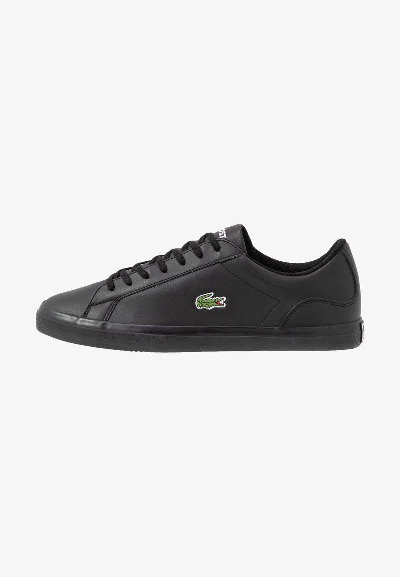 Lacoste - LEROND - Sneakersy niskie - black