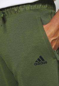 adidas Performance - PANT - Tracksuit bottoms - khaki - 3