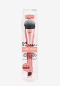 Real Techniques - DUAL ENDED COVER + CONCEAL - Makeup brush - - - 1