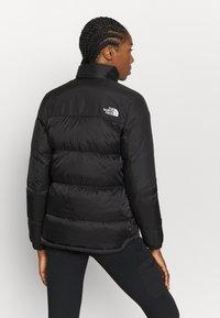 The North Face - DIABLO JACKET - Down jacket - black - 2