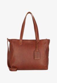 Cowboysbag - Handbag - cognac - 0