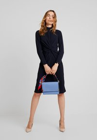 Ilse Jacobsen - DRESS - Korte jurk - dark indigo - 1