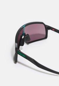 Oakley - SUTRO UNISEX - Sportbrille - matte black/road jade - 2