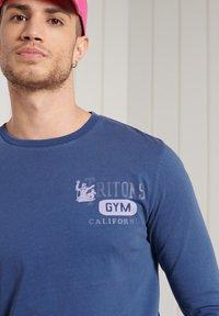Superdry - T-shirt à manches longues - regal navy - 2