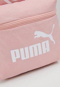 Puma - PHASE SMALL BACKPACK - Rucksack - bridal rose white - 2