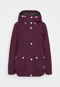 COLOURWEAR - IDA JACKET - Snowboard jacket - deep red - 4
