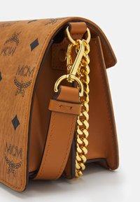 MCM - Handbag - cognac - 4