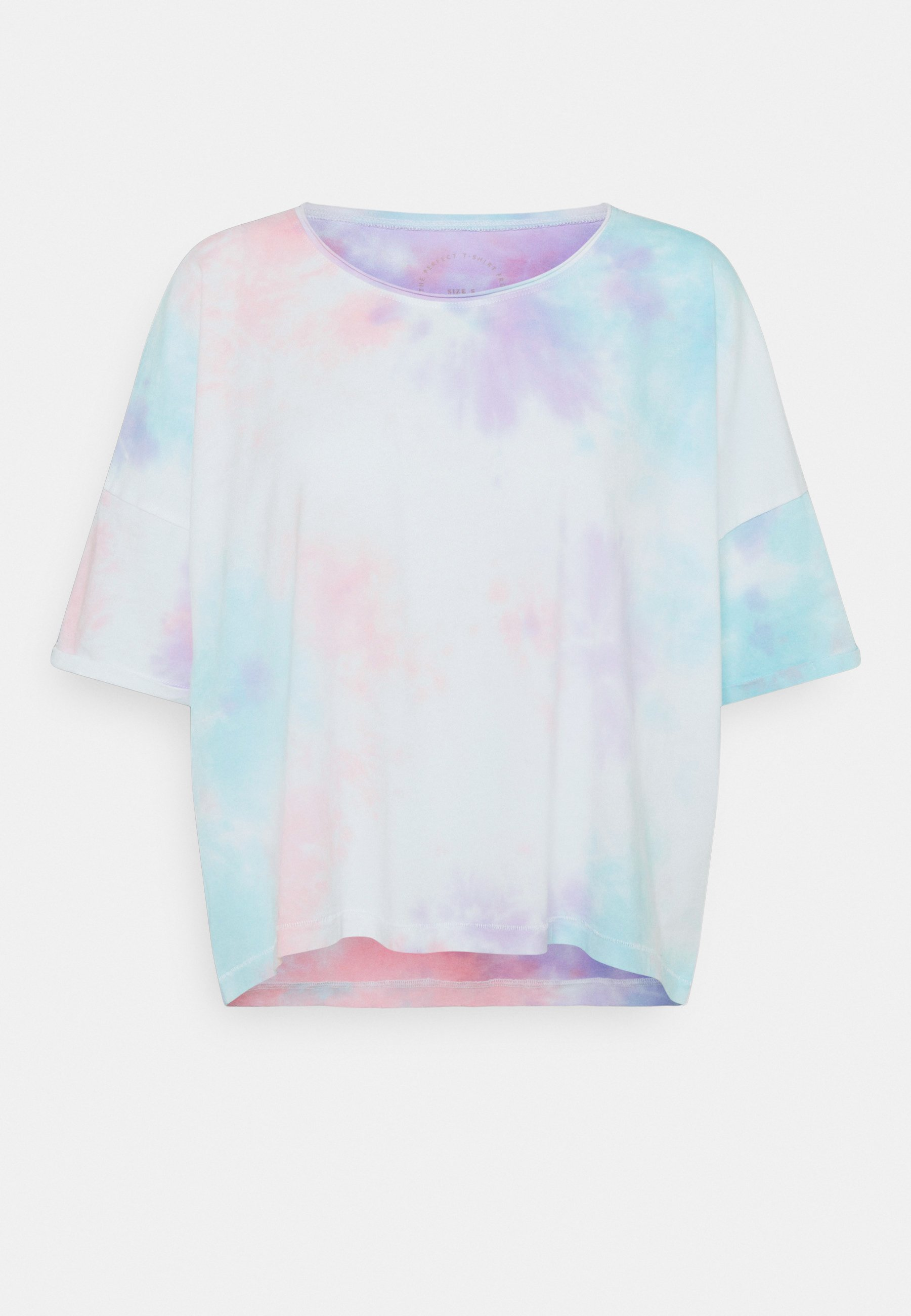 Damen ONLZOEY LIFE TIE DYE TEE  - T-Shirt print