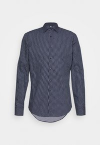 Seidensticker - SLIM NEW KENT - Camicia elegante - dunkelblau - 0
