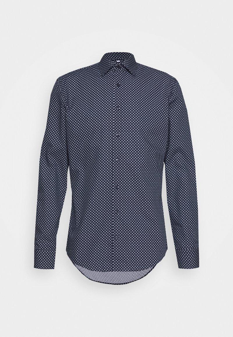 Seidensticker - SLIM NEW KENT - Formal shirt - dunkelblau