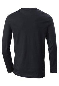 Phyne - T-shirt à manches longues - black - 4