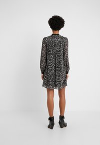 MICHAEL Michael Kors - CHEETAH  - Shirt dress - gunmetal - 2