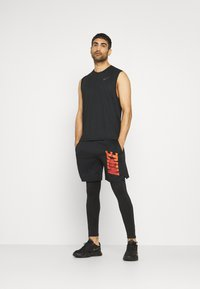 Nike Performance - DRY SHORT - Pantaloncini sportivi - black - 1