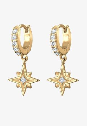 ASTRO STAR - Náušnice - gold-coloured